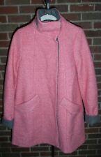 ASOS Coral Maternity Winter Coat, Size 2