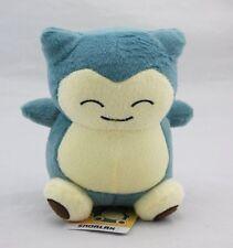 "POKEMON Snorlax Plush plushie Stuffed Doll Toy Figure Collectible 6"" Gift ZTX"