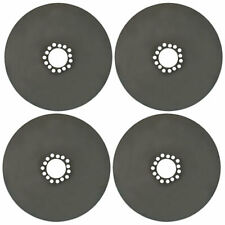 4x Big Rim Dust Shields for 22 Inch Wheels Brake Dust Covers Plates – Behind Rim
