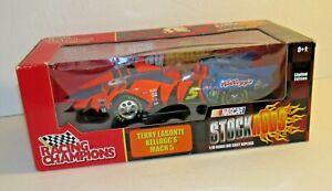 RC STOCKRODS 1:18 Terry Labonte #5 Kellogg's Tony the Tiger MACH 5 SPEED RACER