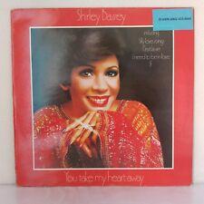 "Shirley Bassey – You Take My Heart Away (Vinyl, 12"", LP, Album)"