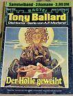 Tony Ballard Nr.: 4, 5 und 8 im Bastei Sammelband 1002; von A. F. Morland,  1-