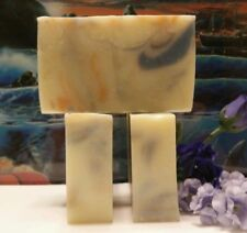 handmade Cool Water Soap for Man. shea butter 4.5 oz soaps