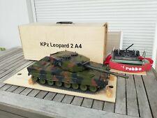 RC Modellpanzer Leopard 2A4 1:16 von Sonderfahrzeugmodellbau