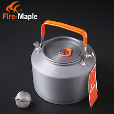 Fire Maple Outdoor Camping Picnic Kettle Tea Pot Coffee Pot Backpack Kettle 1.5L