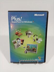 Microsoft Plus SuperPack for Windows XP Enhancenent Pack
