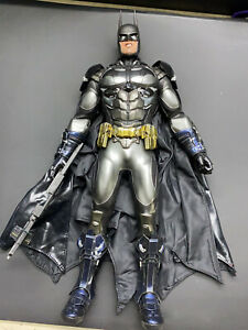 Hot Toys HT VGM26 1/6 Scale BATMAN Body Figure Arkham Knight Collectible 12in.