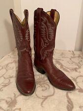 Justin Women's Boots Size 9.5D-10D