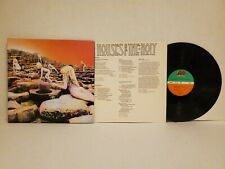 Led Zeppelin 'Houses Of The Holy' LP Orig German Pressing 1973 Atlantic Records