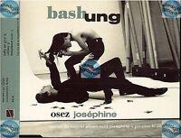 ALAIN BASHUNG OSEZ JOSEPHINE CD PROMO