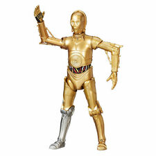 Star Wars 2016 The Black Series C-3po Action Figure (silver Right Leg)