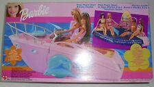 Vintage Barbie Bote de fiesta en la piscina Europeo Como Nuevo Sellado En Caja 2002 Mattel # 56730