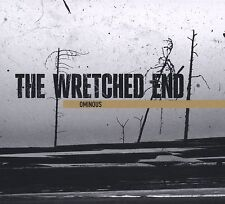 The Wretched End-ominous-CD-NUOVO OVP-Death thrash metal