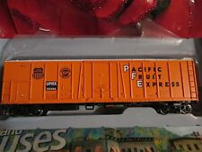 pacific fruit express/union pacific/S.P. 1/87 ho  BUILT athearn/roundhouse new