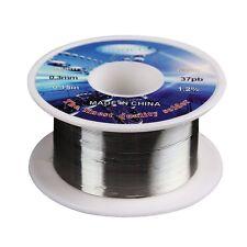 "MassMall 0.3mm 0.15"" Tin Lead Rosin Core Solder Soldering Wire Reel"