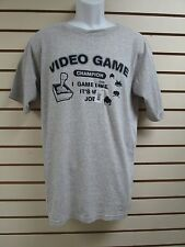 NEW Faded Glory Boys T- Shirt  XL (Video Game Champion I Game Like It's My Job)