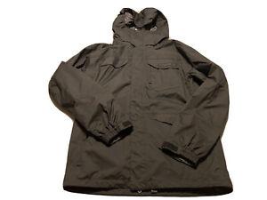 Unisex 686 Smarty Winter Jacket 2 In 1 Snowboard Ski Jacket Size M Black
