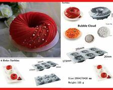 Silicone Cake Decorating Mold Multiple Shape Baking Mould Dessert Kitchen Tools