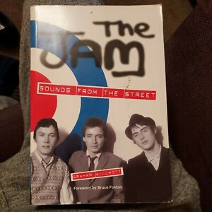 The Jam: Sounds from the Street by Graham Willmott Paperback Book - Good Cond.