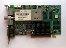 ATi Rage All-In-Wonder 128 PRO 32MB AGP VGA Card - Test OK!