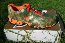 REALTREE GIRL MAMBA XTRA CAMO & Orange Ladies SHOES, HIKING, CAMPING 9 W