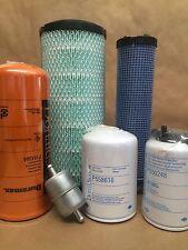 Case 40XT, 60XT, 75XT, 85XT Skid Steer Filter Kit