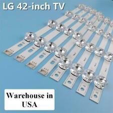 """LED Backlight strip For LG 42"""" TV 42LB5800 42LF5600 42LB6300 42LB561V 42LB5510"""