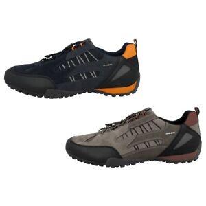 Geox U Snake A Herren Sneaker low verschiedene Farben Turnschuhe Sportschuhe