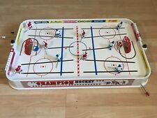Vintage 1985 Pola 400 Collector/ Players Table Hockey Game Complete Mint