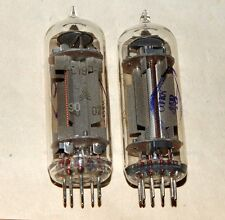 6S19P-V Russian Audiophile Triode Tubes 50pcs NEW