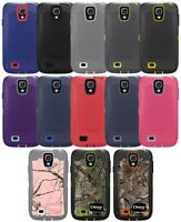 OEM Original Otterbox Defender Series Case for Samsung Galaxy S4 100% Authentic