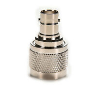 Hot sale Jack RF Coaxial N Type Male Plug to BNC Female Adapter Connector  IO