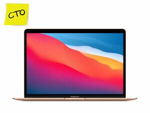 Apple MacBook Air 33cm(13'') M1 8-Core Gold CTO (512GB, 8GB) MGND3D/A