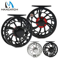 Maxcatch HVC Saltwater Reel 3/4 5/6 7/8 9/10 11/12wt Fly Fishing Reel