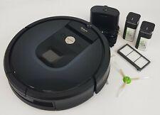 Staubsauger Roboter Saugrobot Sauger iRobot Roomba 981 App-Steuerung, B-Ware