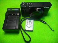Sony Cyber-shot DSC-HX80 18.2 MP Digital Camera - Black
