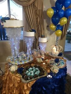 CRYSTAL CAKE CHANDELIER | Crystal Cake Stand | Chandelier Cake Stand |Cake Stand