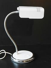 "BELLE LAMPE DE BUREAU ""COUPé"" 1970 VINTAGE FLEXIBLE SPACE AGE POP 70s 70's LAMP"