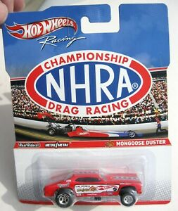 "Hot Wheels Tom "" Mongoose McEwen "" NHRA Drag Racing"
