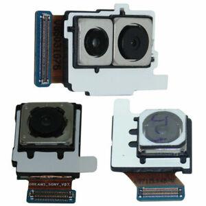 OEM Samsung Note 9, 8 Front Camera Facing & Rear Main Back Camera Replacement