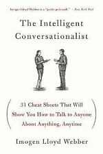 The Intelligent Conversationalist: 31 Cheat Sheets That Will Show You How