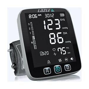 ALL NEW 2021 LAZLE Blood Pressure Monitor - Automatic Upper Arm Machine & Acc...