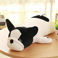 50CM French Bulldog Plush Toy Cute Stuffed Animal Doll Cushion for Kids Gift