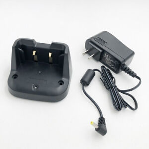 For YAESU FT-70D FT-70DR FT-70DS Two Way Radio SBR-24LI Battery Rapid Charger