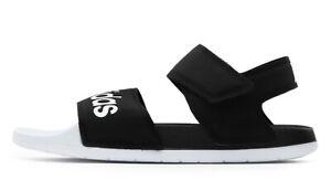 adidas Adilette Sandal Black White Men's Slip On Sports Sandals F35416