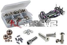 RC Screwz HPI010 HPI Racing Super Nitro Rally Stainless Steel Screw Kit NEW