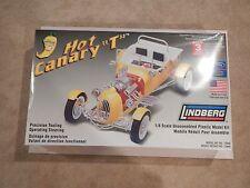 Lindberg 1/8 Hot Canary T 73045 Model Kit - Sealed