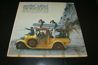 THE BEACH BOYS SURFIN' SAFARI MONO '62 LP T1808 rainbow D5 matrix oop rare!!