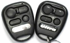 Lot (pair) Two 2: ULTRA Start MKYTXPT4G KEYLESS REMOTE Red LED fob CAR STARTER