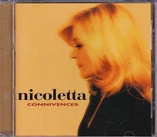CD 10T NICOLETTA CONNIVENCES DE 1998